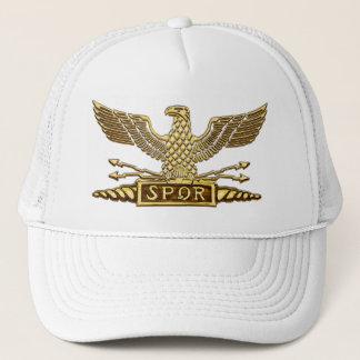 Gorra De Camionero Legión romana de Eagle del oro