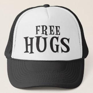 Gorra De Camionero Libere los abrazos