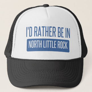 Gorra De Camionero Little Rock del norte
