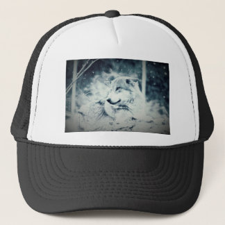 Gorra De Camionero Lobo de la nieve…