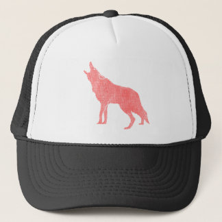 Gorra De Camionero lobo del coyote