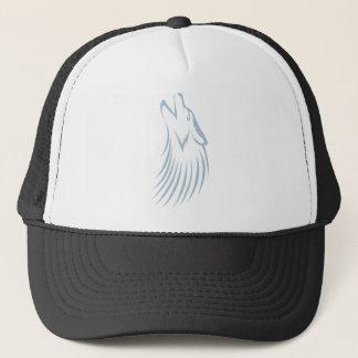 Gorra De Camionero Logotipo de encargo del coyote del grito