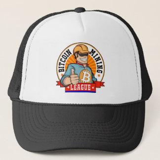 Gorra De Camionero Logotipo de la liga BML de la explotación minera