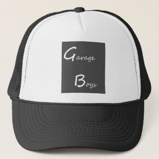 Gorra De Camionero Logotipo de los muchachos del garaje