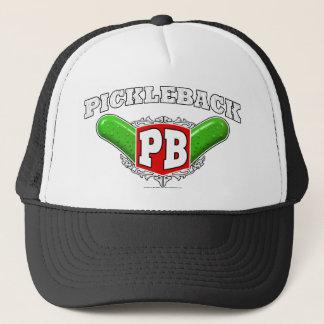 Gorra De Camionero Logotipo de Pickleback