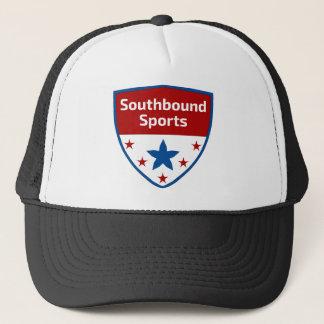 Gorra De Camionero Logotipo Southbound del escudo de los deportes