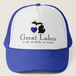 Gorra De Camionero Los Great Lakes
