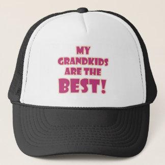 Gorra De Camionero Los mejores Grandkids
