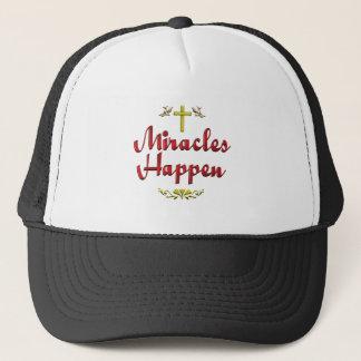 Gorra De Camionero Los milagros suceden