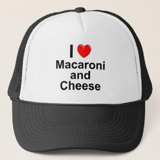 Gorra De Camionero Macarrones con queso