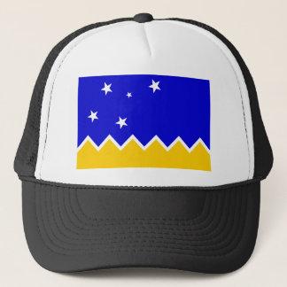 Gorra De Camionero Magallanes, bandera de Chile, la Antártida