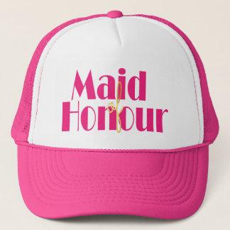 Gorra De Camionero Maid-of-honour.