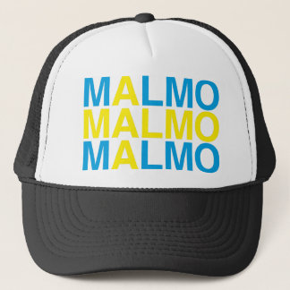 GORRA DE CAMIONERO MALMO!