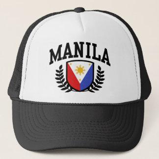 Gorra De Camionero Manila