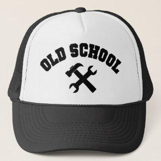 Gorra De Camionero Manitas de la escuela vieja - la reparación casera