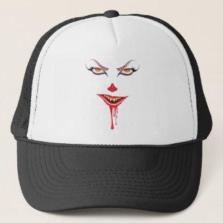 Gorra De Camionero Maquillaje fantasmagórico de Halloween