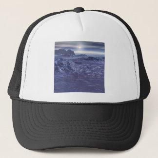 Gorra De Camionero Mar congelado de Neptuno