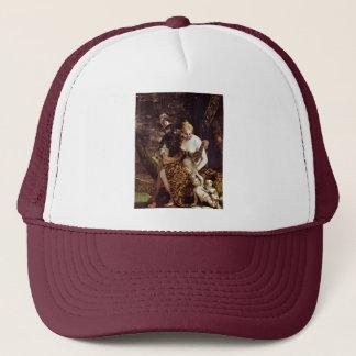 Gorra De Camionero Marte y Venus de Veronese Pablo (la mejor calidad)