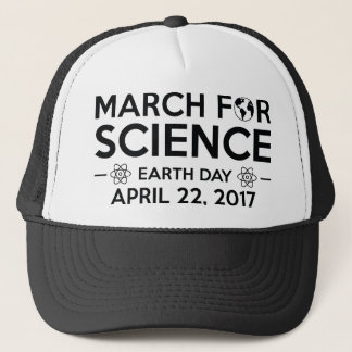 Gorra De Camionero Marzo para la ciencia