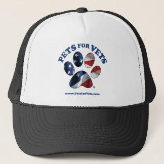 Gorra De Camionero Mascotas para los veterinarios