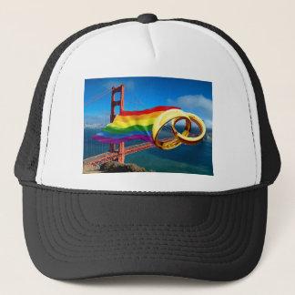Gorra De Camionero Matrimonio homosexual San Francisco