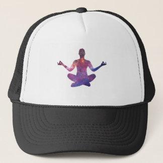 Gorra De Camionero Meditación