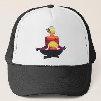 Gorra De Camionero Meditación de la yoga