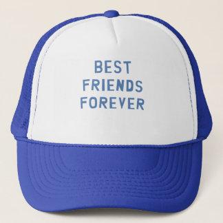 Gorra De Camionero Mejores amigos para siempre