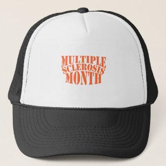 Gorra De Camionero Mes de la esclerosis múltiple - día del aprecio