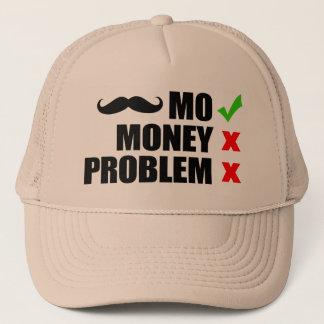 Gorra De Camionero MES, dinero, ningún problema
