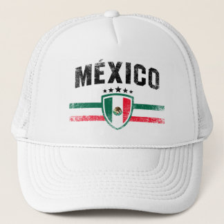 Gorra De Camionero México