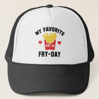 Gorra De Camionero Mi día preferido es Fritada-Día