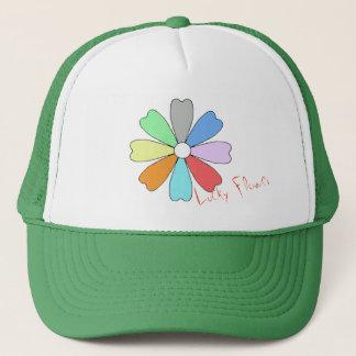 Gorra De Camionero Mi gorra/casquillo afortunados de la flor