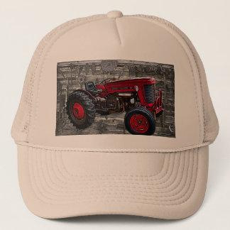 Gorra De Camionero Mi pequeño Fergy rojo