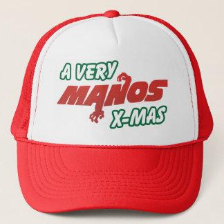 Gorra De Camionero ¡Mismo Navidad de Manos!