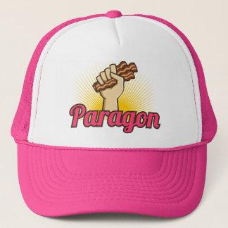 Gorra De Camionero ¡Modelo! (en rosa)