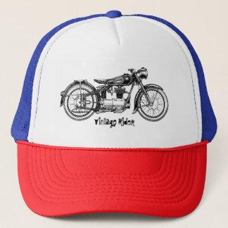Gorra De Camionero Motocicleta