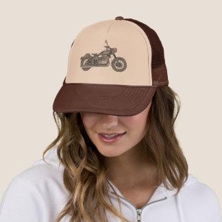 Gorra De Camionero Motocicleta de Ural