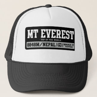 Gorra De Camionero Mt Everest