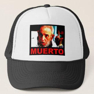 Gorra De Camionero Muerto de Castro (auténticos de los colores)