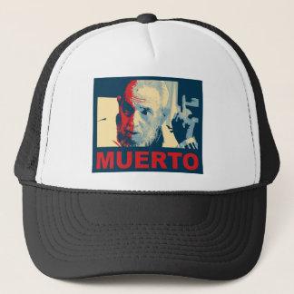 Gorra De Camionero Muerto de Castro (esperanza de los colores)