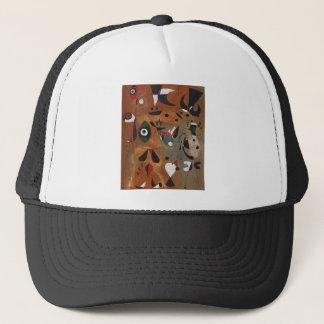 Gorra De Camionero Mujeres, pájaros, y una estrella