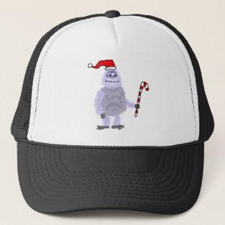 Gorra De Camionero Muñeco de nieve abominable del navidad divertido