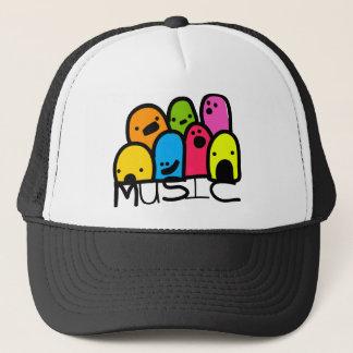 Gorra De Camionero Música