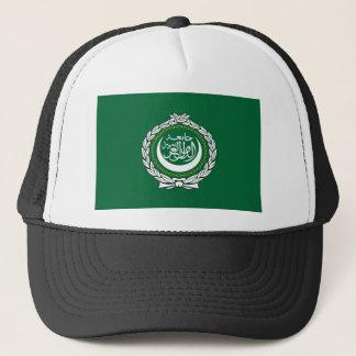 Gorra De Camionero Musulmanes islámicos del símbolo de la bandera de