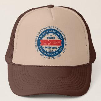 Gorra De Camionero N.A.P.E. Moreno/gorra del camionero de Brown