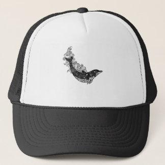 Gorra De Camionero Natación del delfín