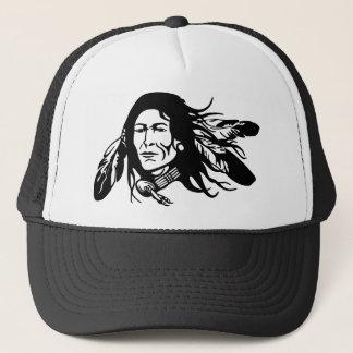 Gorra De Camionero Nativo americano
