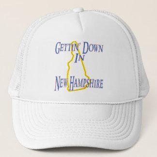 Gorra De Camionero New Hampshire - Getting abajo