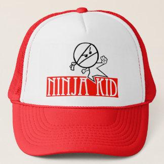 Gorra De Camionero niño del ninja